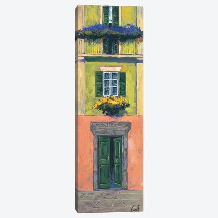 Balconi liguri I Canvas Print #DCO3} by Daniela Corallo Canvas Art