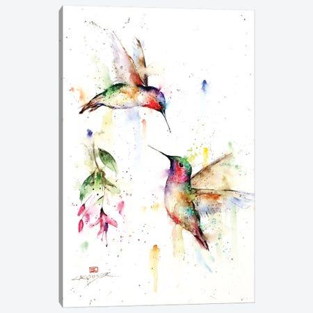 Meeting Place Canvas Print #DCR100} by Dean Crouser Canvas Wall Art