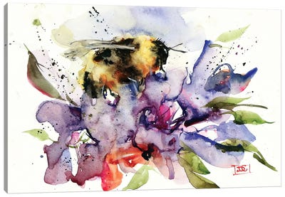Nectar Canvas Art Print