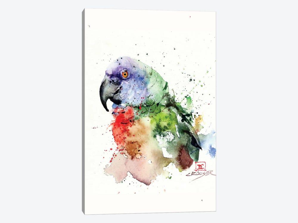 Parrot by Dean Crouser 1-piece Canvas Art