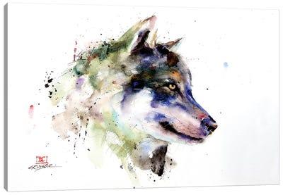 Sentry Canvas Art Print