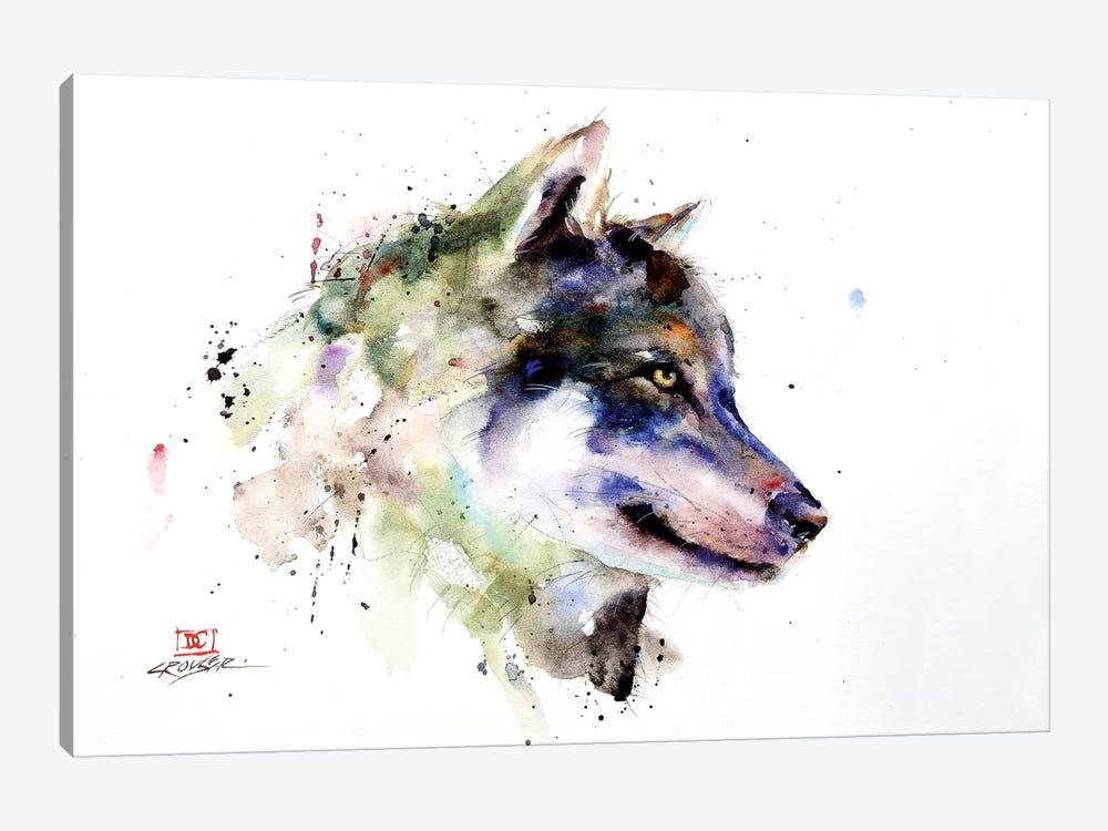 Sentry by Dean Crouser 1-piece Canvas Print
