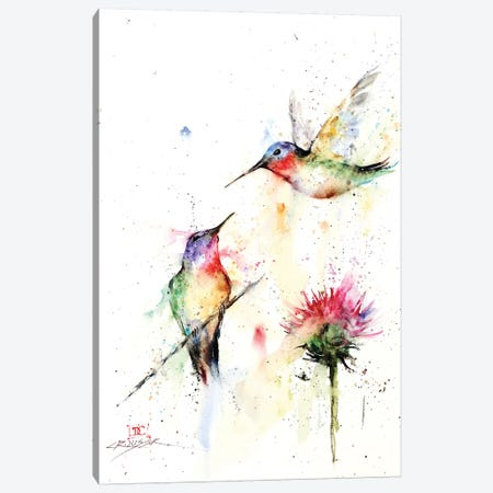 Stopping By Canvas Print #DCR115} by Dean Crouser Canvas Artwork
