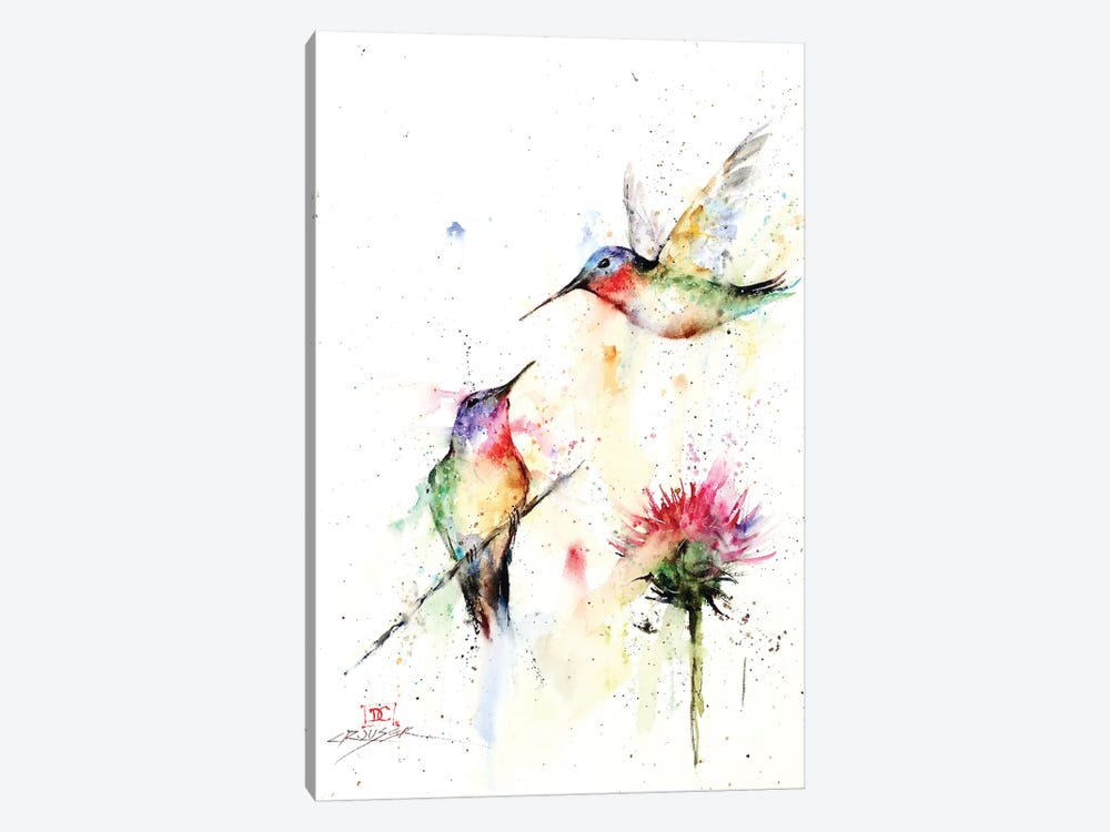 Stopping By by Dean Crouser 1-piece Canvas Art Print