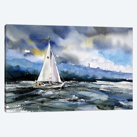 Heading In Master Canvas Print #DCR130} by Dean Crouser Canvas Art Print