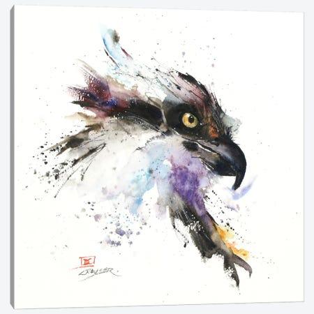 Eagle II Canvas Print #DCR13} by Dean Crouser Canvas Artwork