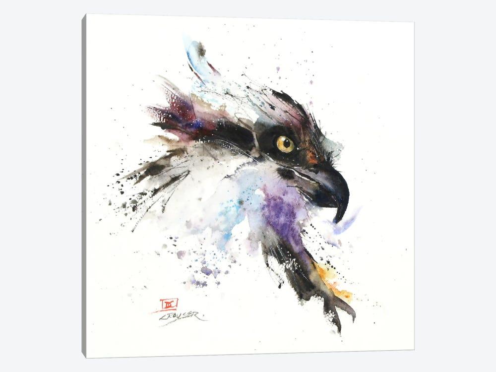 Eagle II by Dean Crouser 1-piece Art Print