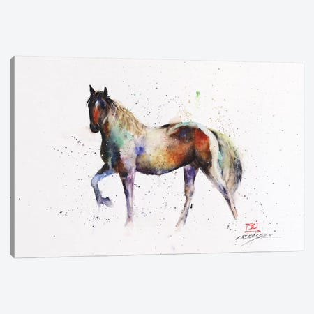 Steppin' Out Canvas Print #DCR141} by Dean Crouser Canvas Wall Art