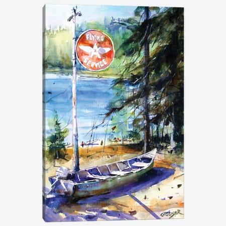East Lake Canvas Print #DCR157} by Dean Crouser Canvas Artwork