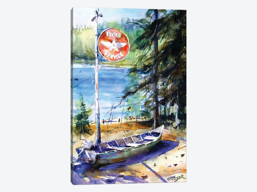 East Lake by Dean Crouser 1-piece Canvas Print