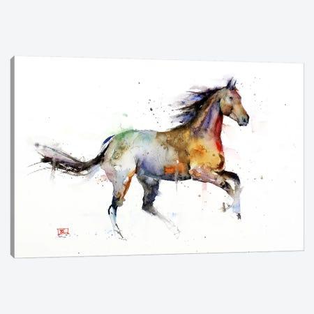 Horse II Canvas Print #DCR15} by Dean Crouser Art Print