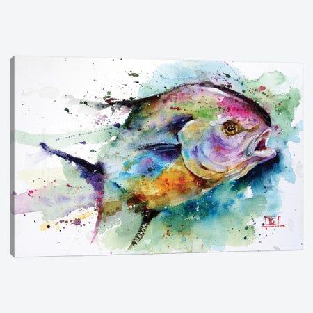 Permit Canvas Print #DCR176} by Dean Crouser Canvas Art