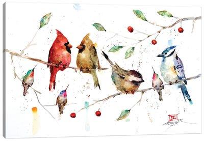 Happy Times Canvas Art Print