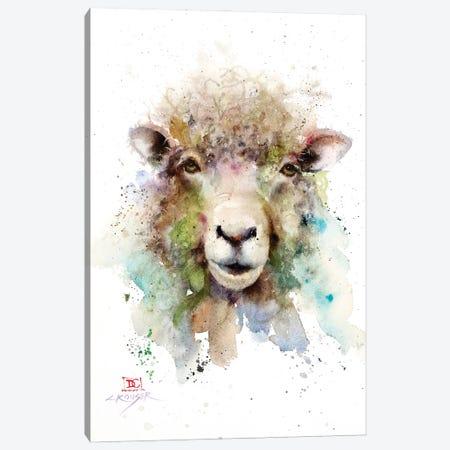 Sheep Canvas Print #DCR204} by Dean Crouser Canvas Art