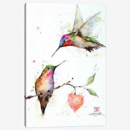Love Is In The Air Canvas Print #DCR217} by Dean Crouser Art Print