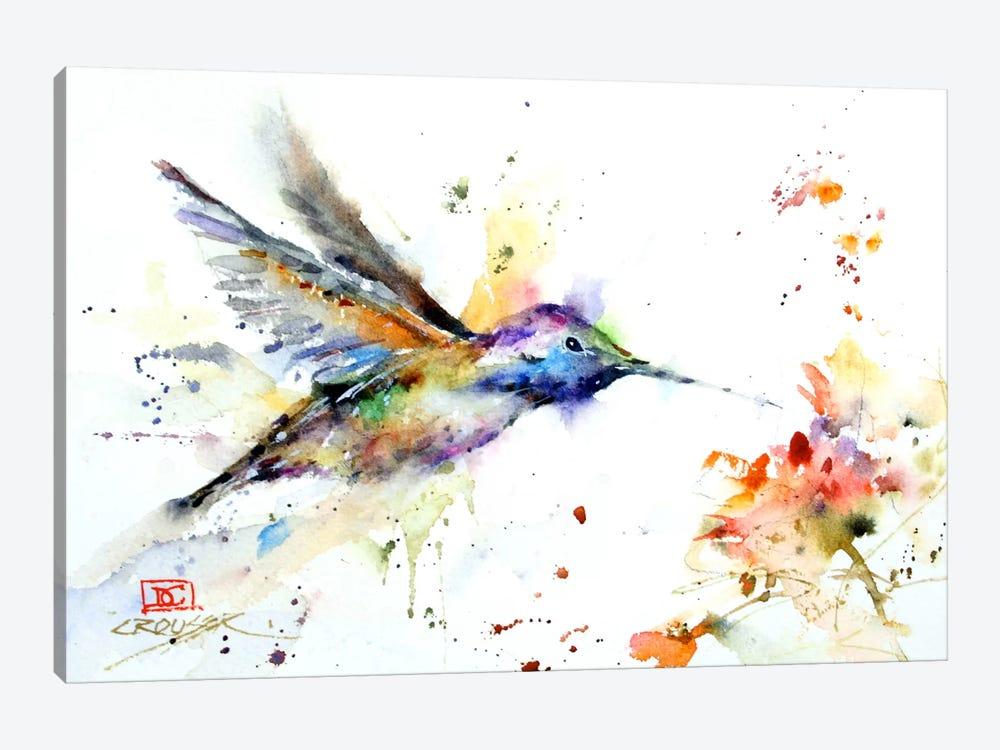 Colorful Journey by Dean Crouser 1-piece Art Print