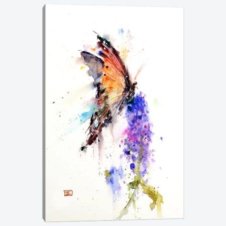 Butterfly II Canvas Print #DCR28} by Dean Crouser Canvas Art Print