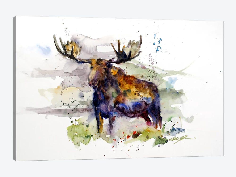 Elk by Dean Crouser 1-piece Canvas Art