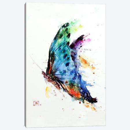 Butterfly Canvas Print #DCR2} by Dean Crouser Canvas Art