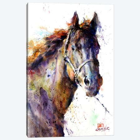 Horse III Canvas Print #DCR34} by Dean Crouser Canvas Print