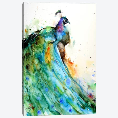 Pheasant Canvas Print #DCR35} by Dean Crouser Canvas Print