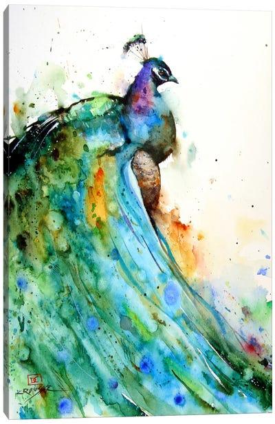 Pheasant Canvas Print #DCR35