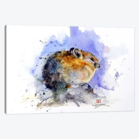Fury Beast Canvas Print #DCR38} by Dean Crouser Canvas Artwork