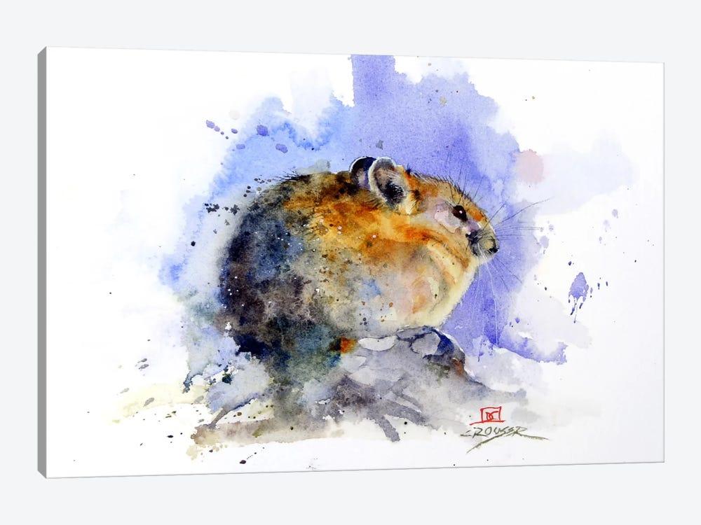 Fury Beast by Dean Crouser 1-piece Canvas Artwork