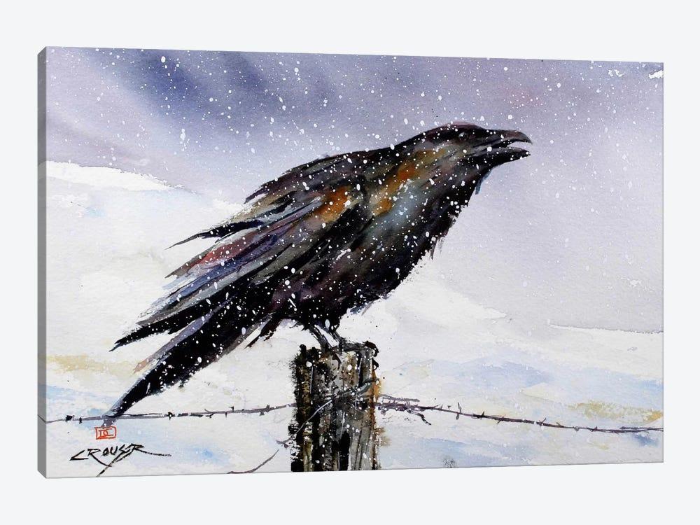 Winter Herald by Dean Crouser 1-piece Canvas Wall Art