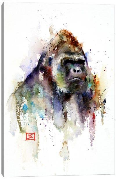 Gorilla Canvas Print #DCR49