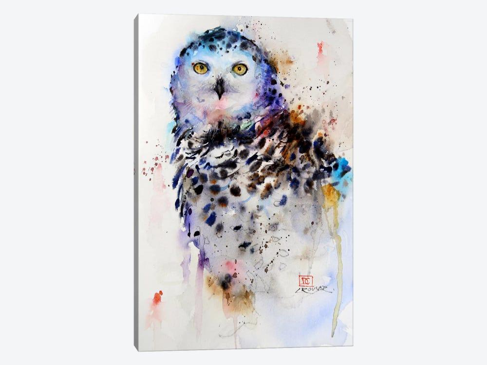 Owl by Dean Crouser 1-piece Canvas Artwork