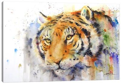 Tiger Canvas Print #DCR59
