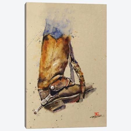 Road Is Calling Canvas Print #DCR60} by Dean Crouser Canvas Print