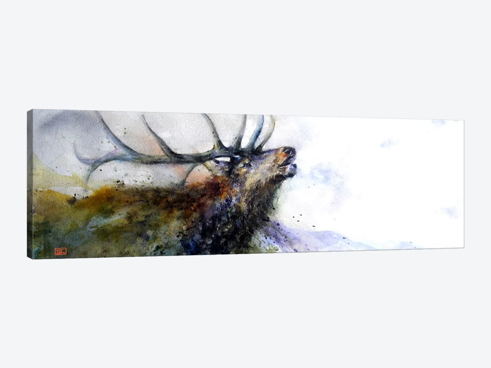 Elk II by Dean Crouser 1-piece Canvas Print