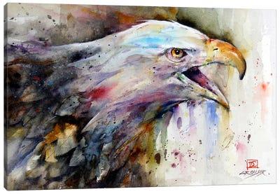 Eagle Canvas Print #DCR66