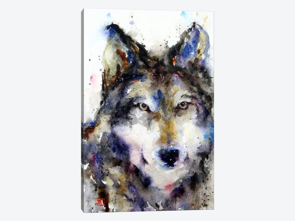 Wolf II by Dean Crouser 1-piece Canvas Art Print