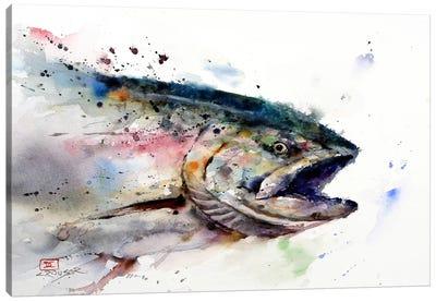 Fish II Canvas Print #DCR70