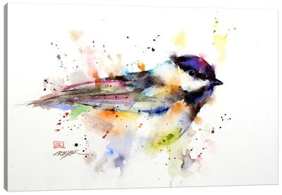 Bird Canvas Art Print