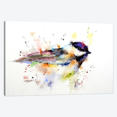 Bird Canvas Print #DCR74} by Dean Crouser Canvas Art Print