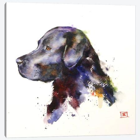 Dog Canvas Print #DCR75} by Dean Crouser Canvas Art Print