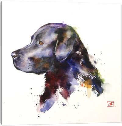 Dog Canvas Print #DCR75