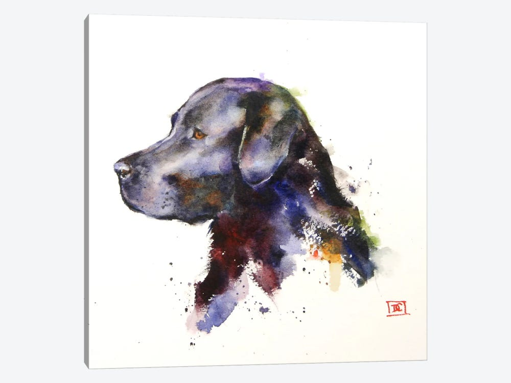 Dog by Dean Crouser 1-piece Art Print