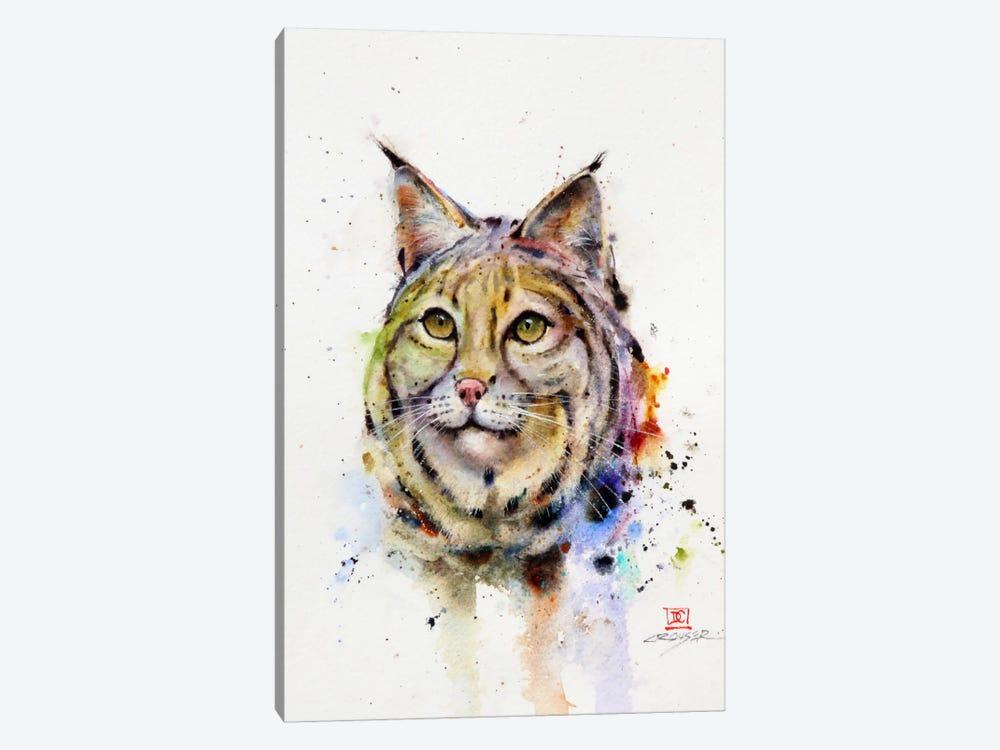 Wild Cat by Dean Crouser 1-piece Canvas Art