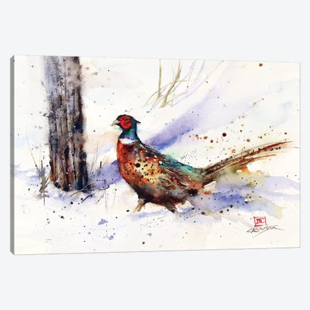 Backtrack Rooster Canvas Print #DCR80} by Dean Crouser Canvas Print