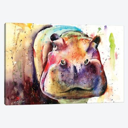 Big Al Canvas Print #DCR81} by Dean Crouser Canvas Print