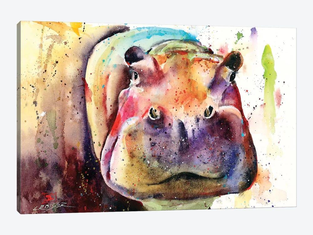 Big Al by Dean Crouser 1-piece Canvas Wall Art