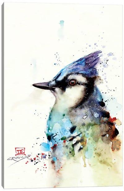 Blue Jay II Canvas Art Print