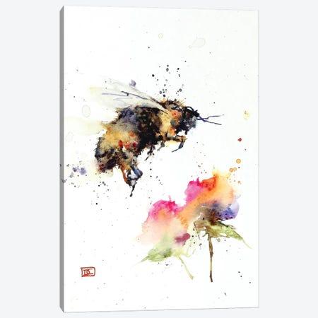 Cattail Conversation Canvas Print #DCR87} by Dean Crouser Canvas Artwork