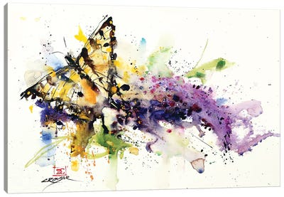 Indulgence Canvas Art Print