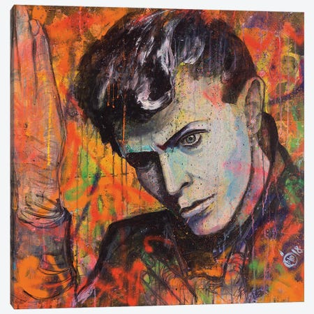Rock Star I Canvas Print #DCS3} by Didier Chastan Canvas Print